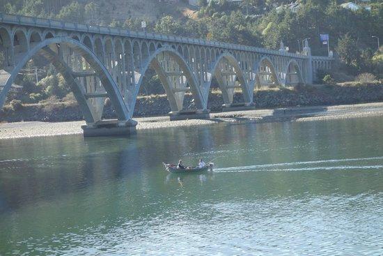 Jot S Resort Bridge Over Rogue River