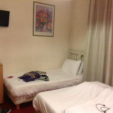 Brit Hotel Marbella : la chambre