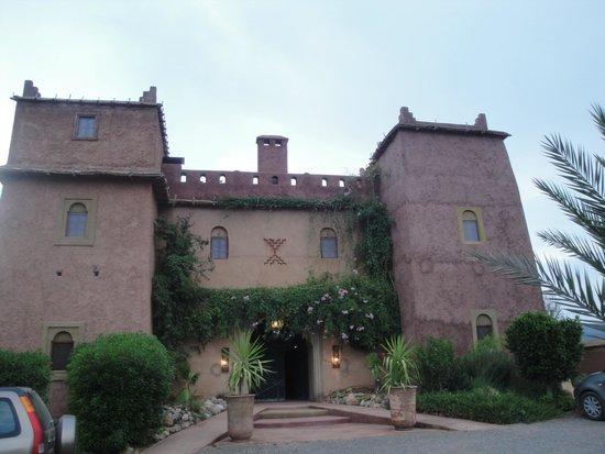 La kasbah d'Ouzoud : Hotel