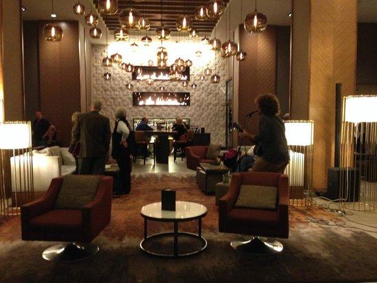 Grand Hyatt Denver Downtown : Bar/lounge