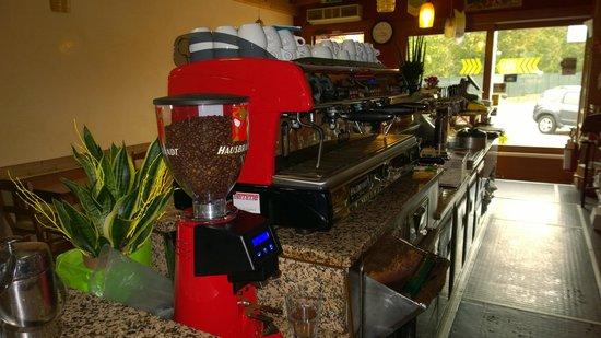 Trattoria Pizzeria Dal Bocoeto: caffè ☕ s5