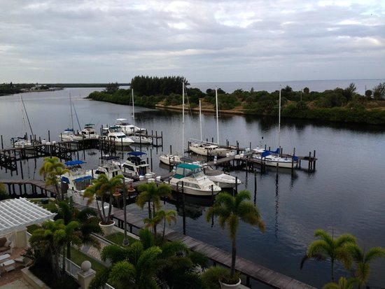 view of harborside suites from pier picture of the inn. Black Bedroom Furniture Sets. Home Design Ideas