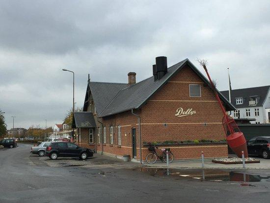 cafe dolly horsens åbningstider dansk shemale