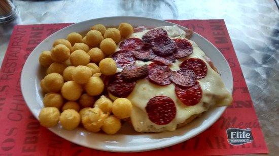 Pizzeria Trouville: Milanesa