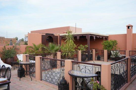 Riad Djemanna : Terrace