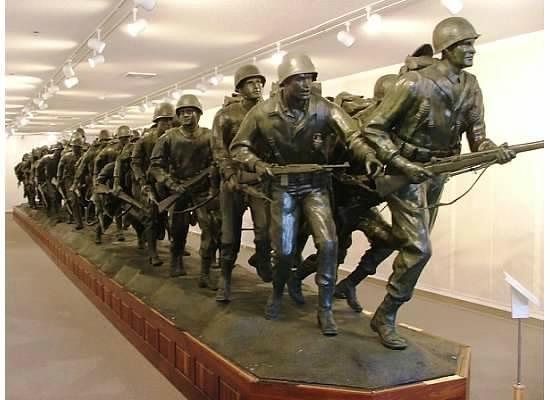 Veterans Memorial Museum: Breath-taking!