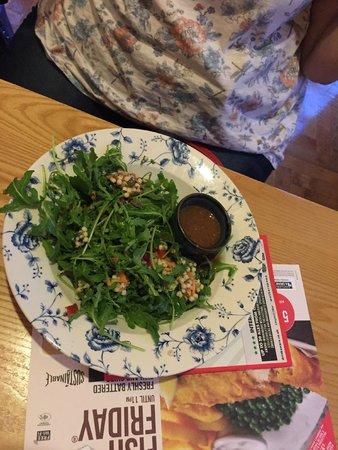 The Wye Bridge House: Freedom Salad