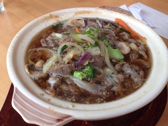 Jacob S Noodle Cutlet Bulgogi Noodle Soup