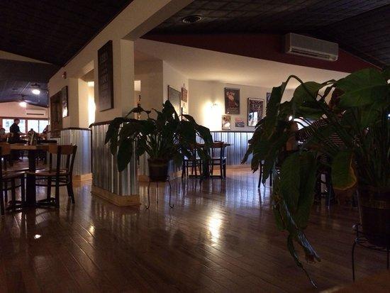 Livingoods : Dining area - Picture of Livingoods Restaurant, Peru ...