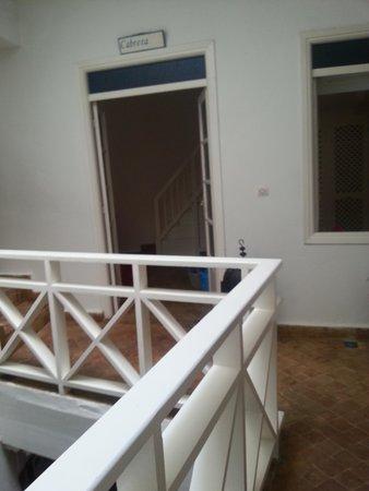 La Casa del Mar: Our room