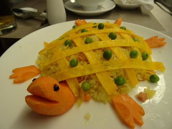 Cherish Hotel: Turtle Fried Rice