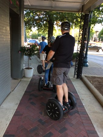 Franklin Segway Tours