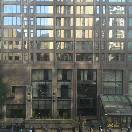 Best Western Ville-Marie Montreal Hotel & Suites: 4 Etage - Zimmeraussicht