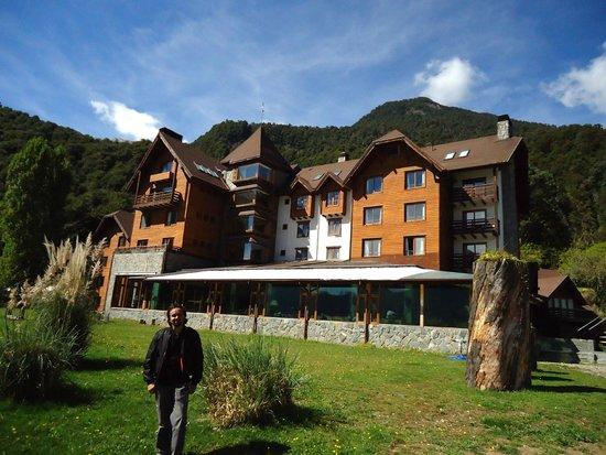 Hotel Peulla: Aislamiento