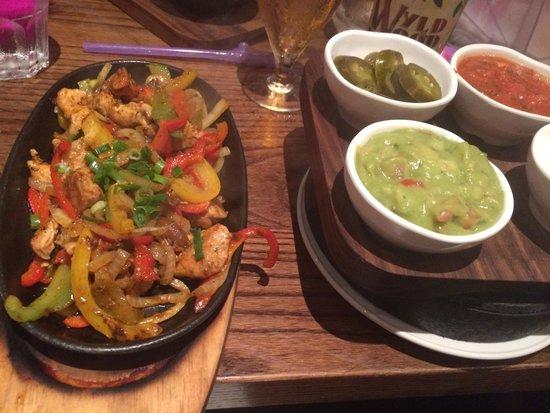 Mexican Restaurant Nottingham