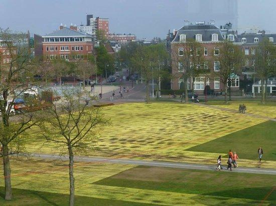 Hotel Asterisk: Vista desde el Van Gogh Museum
