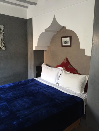 Riad les 2 Portes : The double room with roof top terrace