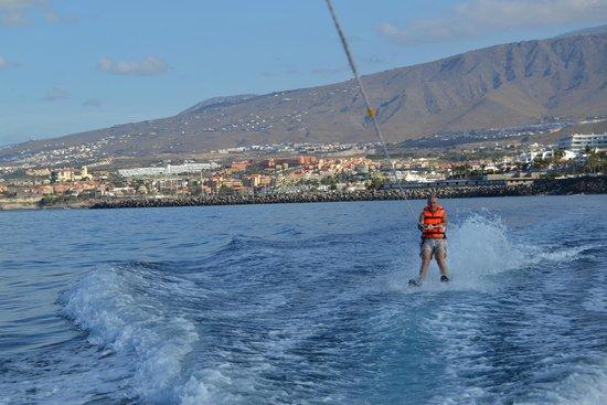Tenerife Nautical Center: water ski en las americas