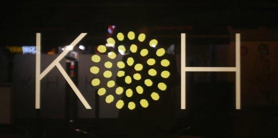 Koh Restaurant & Cocktail Lounge: Name