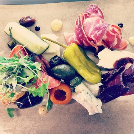 Riversdale Delicatessen and Market: Charcuterie Platter featuring new items!
