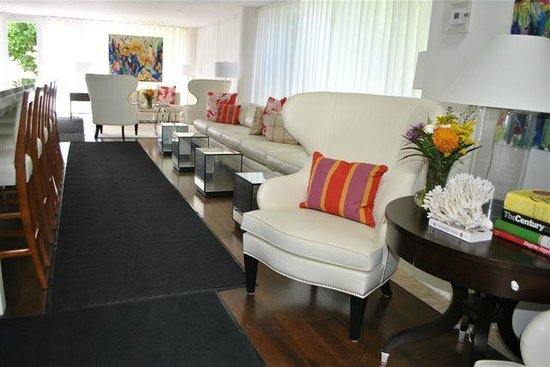Hotel Secreto: Lobby