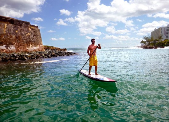 Puerto Rico Paddle Board Tours: Awesome paddle boarding experience!