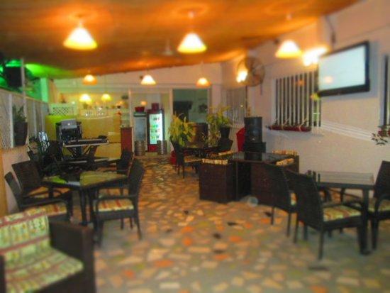 Restaurante Recantos: Parte exterior