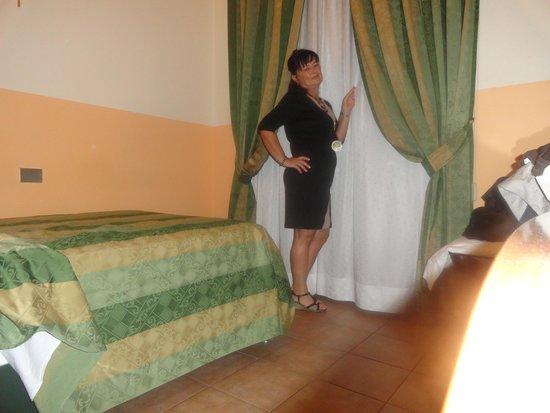 Domus Carmelitana: camera da letto
