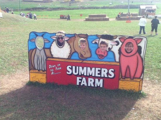Summers Farm: Welcome to Summer's Farm