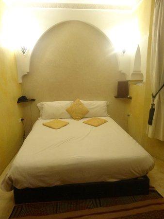 Riad Karmanda : La chambre ambre