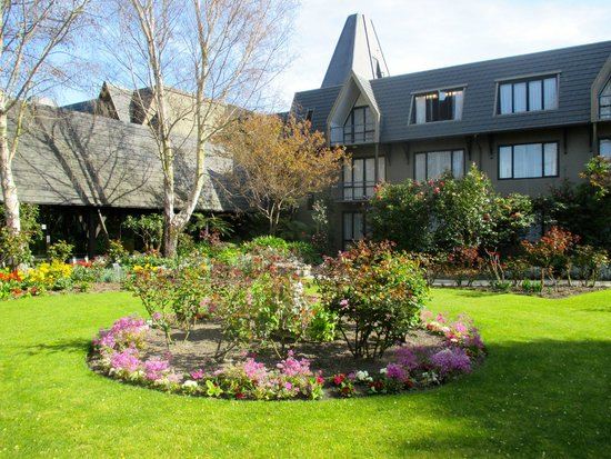 Chateau on the Park - Christchurch, a DoubleTree by Hilton : hotel