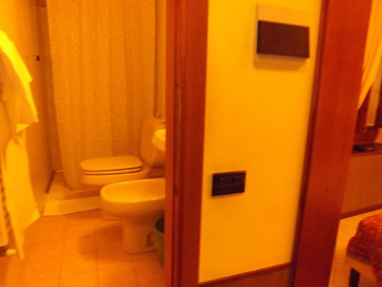Hotel Casci : bathroom