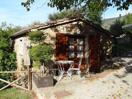 Borgo Dolci Colline: Petite villa super sympatique