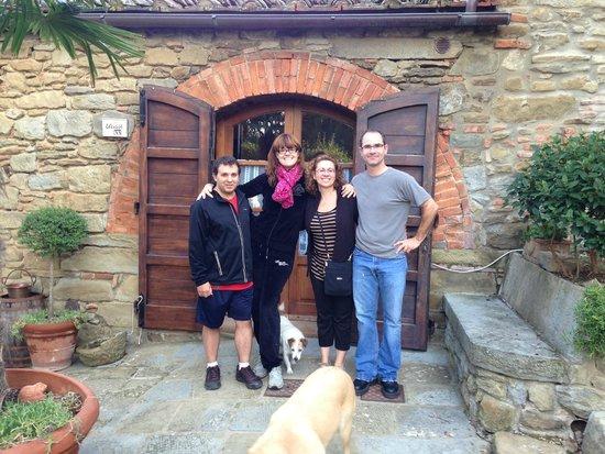 Borgo Dolci Colline: La grande Elena!