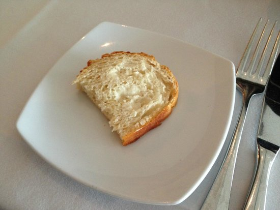 Silo Restaurant  - 1604: We also received slices of sourdough bread before our meal.