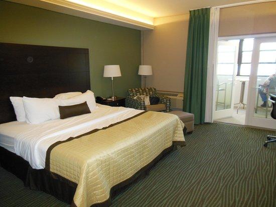 Baymont Inn & Suites Bellevue: King Riverview Room