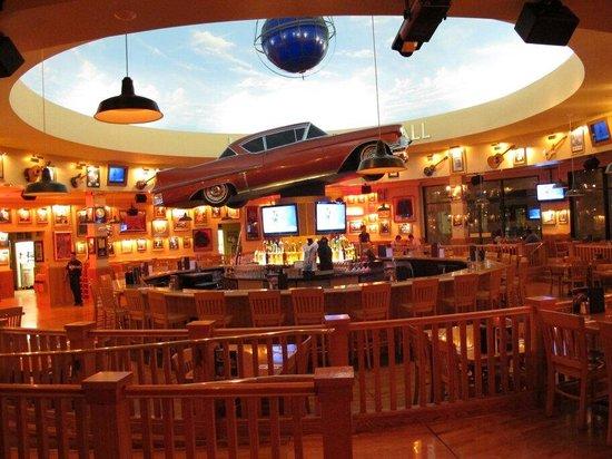 Hard Rock Cafe Europe Express