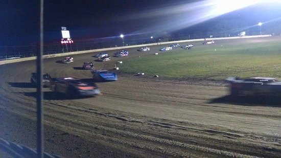 Fergus Falls, MN: Late model feature