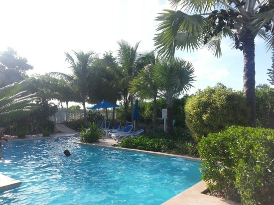 Inn at Grace Bay: The pretty pool area