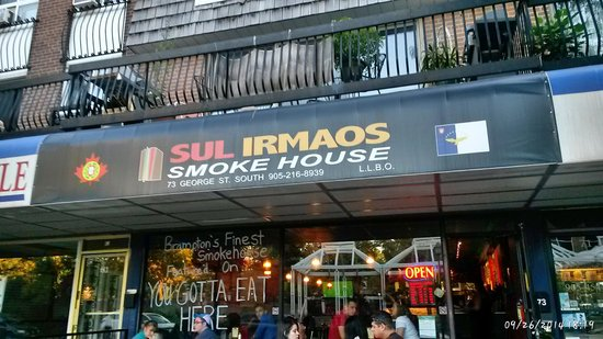 Sul Irmaos Smoke House