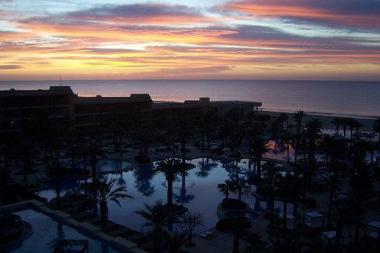 The Grand Mayan Los Cabos: Sunrise