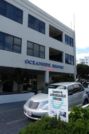 Oceanside Resort & Twin Towers: Oceanside Resort