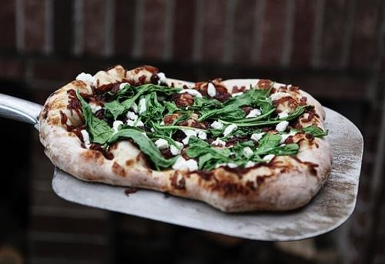 WOOD OVEN PIZZA - Picture of 163 PONTE Italian Restaurant & Raw Bar ...
