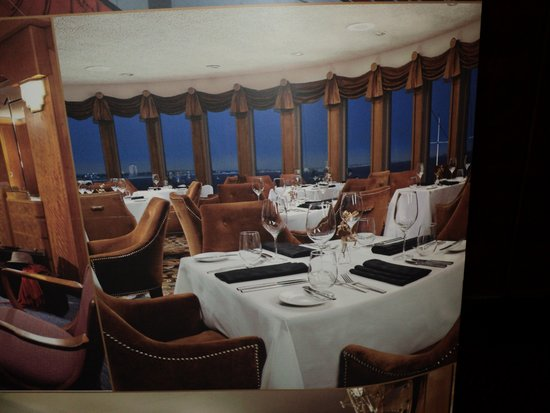 The Queen Mary : Beautiful dining room