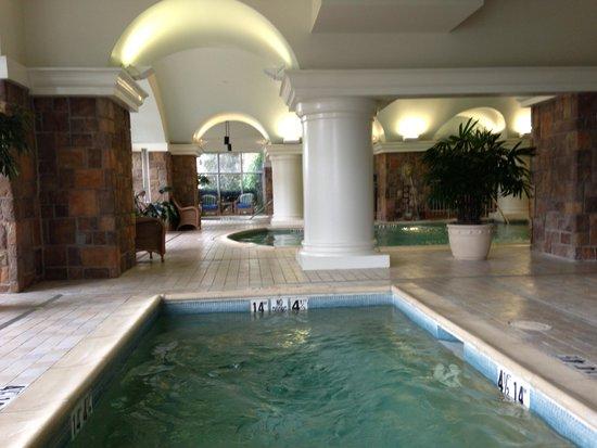The Ballantyne, Charlotte: The pool