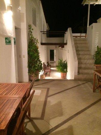 Villa Caracol: A noite