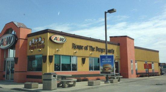 A & W Portage La Prairie