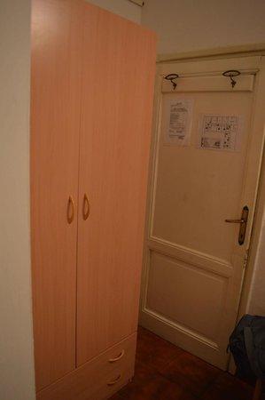 Hotel Aldobrandini: Room