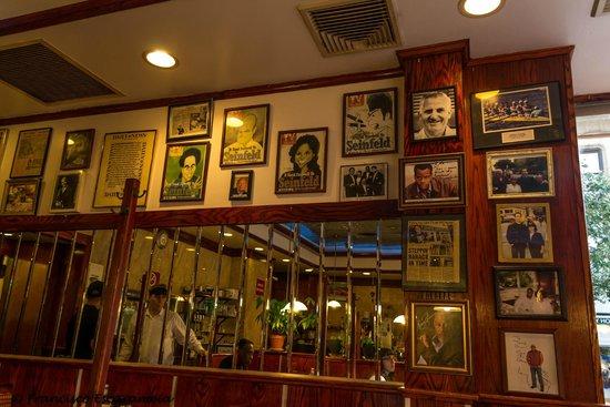 Tom's Restaurant : Wall of Fame.