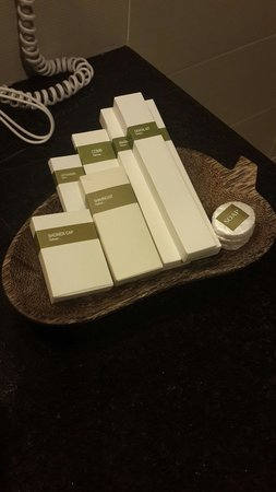 King Grand Suites Boutique Hotel II: Toiletries
